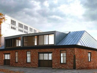 Planned Creative Office Project in Adams Morgan Hits the Market