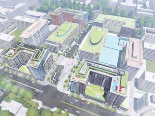 Appeal Filed on 600-Unit Waterfront Station Development in Southwest DC