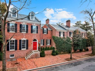$5 Million Discount: Kevin Plank's Georgetown Home Now  Listed for $24.5 Million