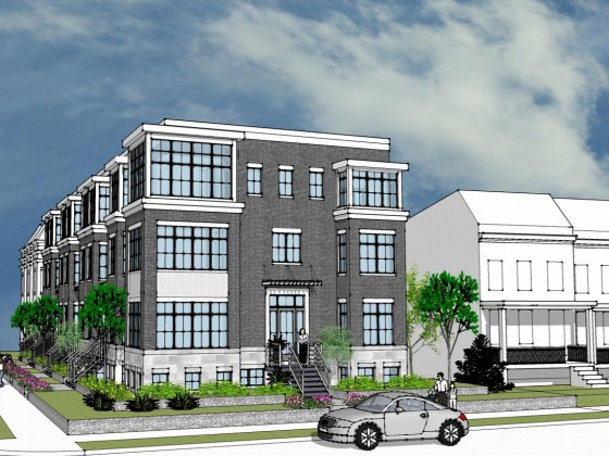 Residential Development Proposed for Site of Bloomingdale Church
