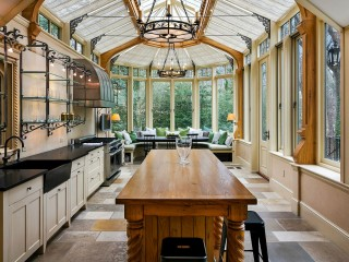 Conservatory Kitchens and Bowling Alleys: What $5 Million Buys in the DC Area