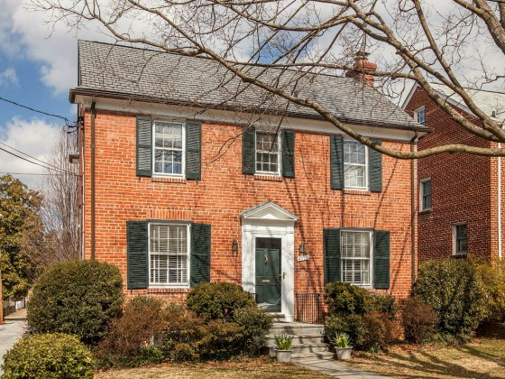 The 5 DC Neighborhoods With Less Than a Month's Supply of Homes For Sale