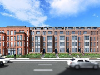 """A More """"Grounded"""" Look for DC's Scottish Rite Apartments"""