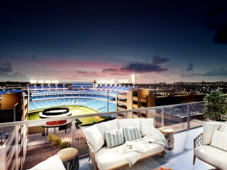 A Grand Opening for Ballpark District Condos with Nats Park Views