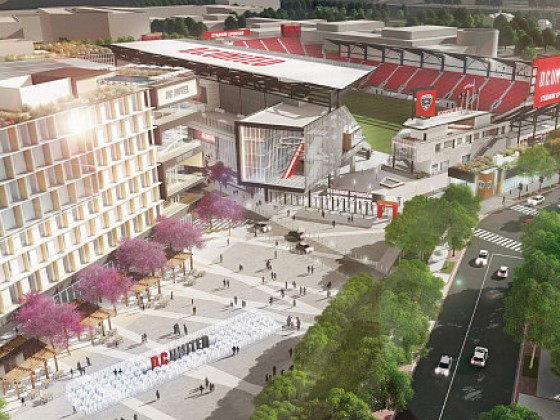 DC's Audi Field May Get More Parking, But Bigger Plans Are in the Works