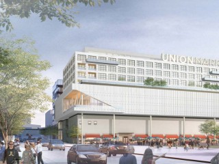 Edens Plans a New 300-Unit Building at Union Market