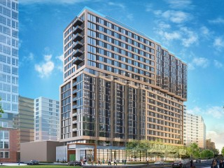 306 Apartments Now Proposed for Verizon Site in Arlington