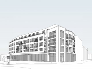 37 Condos Steps from Takoma Metro: The Plans for a DC 7-11