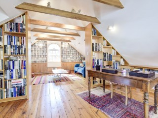Best New Listings: A Bibliophile's Dream in Friendship Heights
