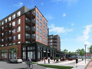 A First Look at the Newest Condo Building Coming to Walter Reed