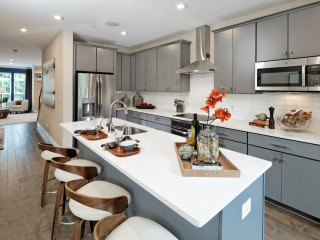 The Final Homes at Georgia Row Are Selling Fast