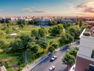 A First Look For Walter Reed's First New Condominiums
