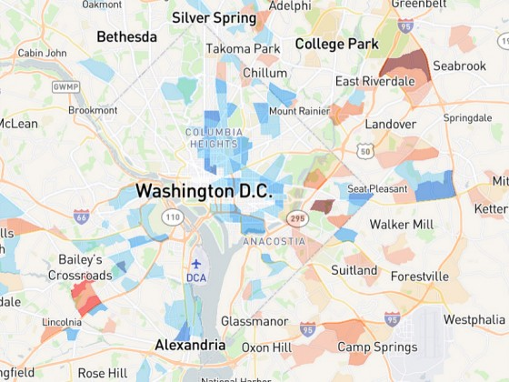 The Severity of Displacement in DC: By the Numbers