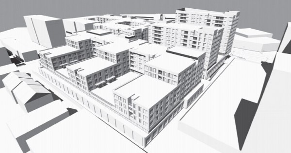 Ballston Harris Teeter Redevelopment Will Now Have 732