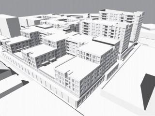 Ballston Harris Teeter Redevelopment Will Now Have 732 Apartments