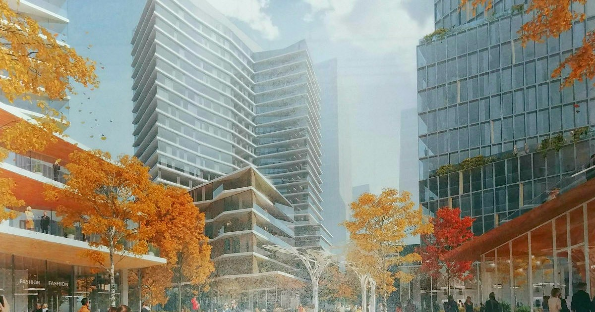 840 Apartments Creative Office And A Restaurant Row The
