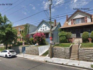 10 Units to Replace a Detached Home on the Brookland Border
