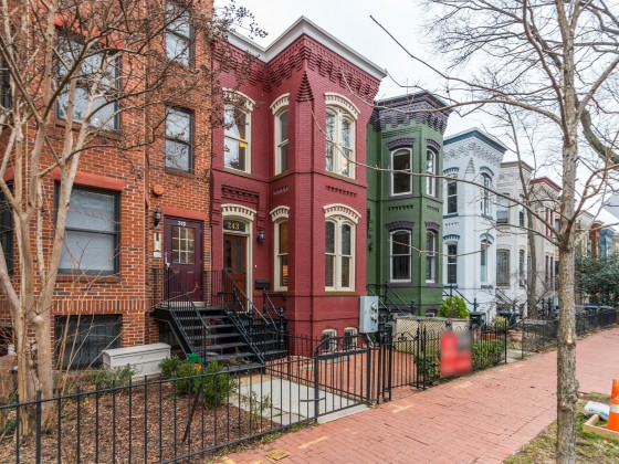 High Home Prices, Higher Demand on Capitol Hill
