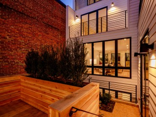 Two 2,400 Square-Foot Luxury Townhomes Debut Close to the Petworth Metro