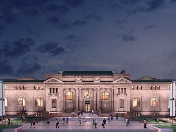 Apple Store at DC's Carnegie Library Will Open on May 11