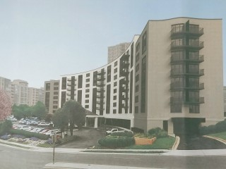 180-Unit Hotel-to-Residential Conversion Proposed for Courthouse Road in Arlington