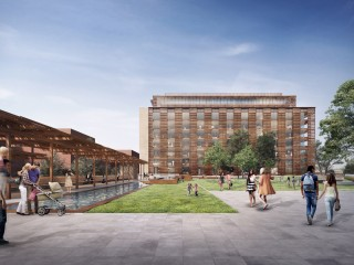 Converted Gas Stations and Heating Plants + Trader Joe's: The 450 Units Planned in Georgetown