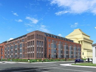 Scottish Rite Development Gets Key Approval As Extension of Landmark Boundaries Are Denied