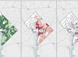 "Three Definitions of ""Gentrification"" Apply to Seven DC Census Tracts"