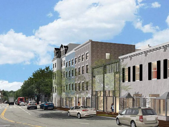 The Mixed-Use and Multi-Tenant Plans for a Georgetown Corner