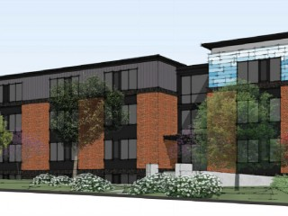 86 Affordable Apartments Proposed for Alabama Avenue