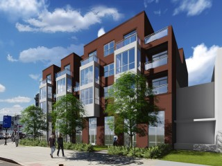 24 Net-Zero Affordable Apartments Inch Forward on Florida Avenue