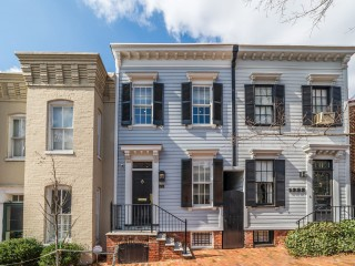 Still One of DC's Priciest: A Look at the Georgetown Housing Market