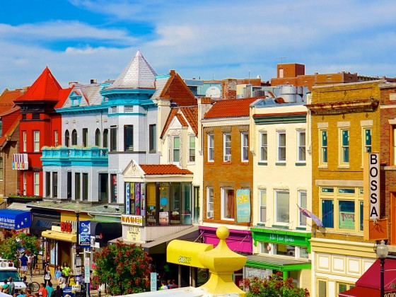 The DC Neighborhoods Where Home Prices Have Dropped the Most in 2019