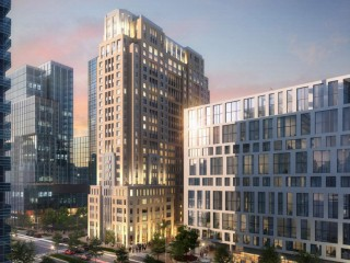 One of Bethesda's Tallest New Towers Could Get Key Approval This Week