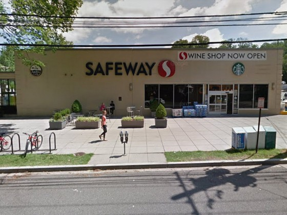 Raze Application Paves Way For Palisades Safeway Redevelopment