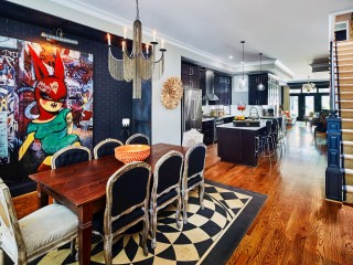 This Week's Find: Union Jacks and Bold Design in Bloomingdale