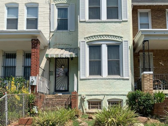Fifteen DC Properties to Be Auctioned Next Month