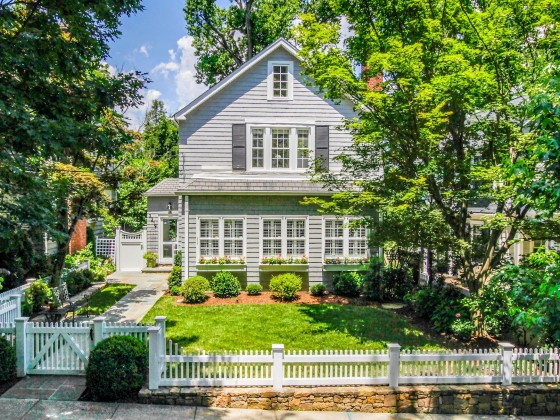 The 5 DC Neighborhoods Where You Aren't The Only Person Bidding on a Home