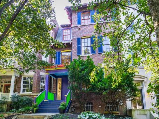 Best New Listings: An Esteemed Artist's Rowhouse, Clean on the Inside, Quirky on the Outside