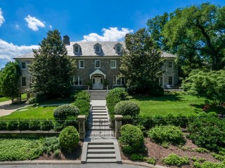 Palatial Chevy Chase Estate Lists for $11.75 Million