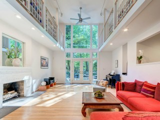 Best New Listings: The Great Room in Bethesda, The Converted Carriage House in Hill East