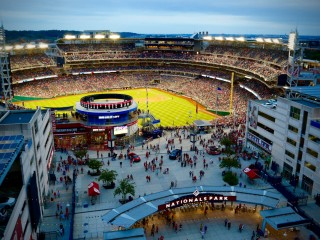 Tour the Ballpark Condos with Nats Park & River Views