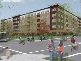 130 Larger Affordable Apartments to Replace Terrace Manor