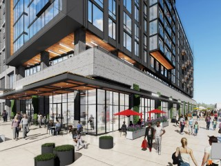 A Few Changes For Union Market's Sister Building