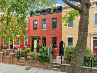 Best New Listings: Solar in Shaw and a George Washington Lot