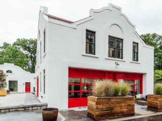 This Week's Find: A Converted Firehouse at National Park Seminary