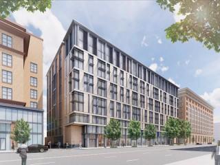 Georgetown University Plans New Student Housing Near Union Station
