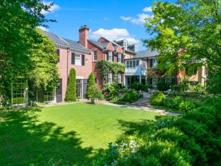 Kevin Plank's Georgetown Home Re-Enters the Market For $24.5 Million