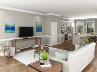 A First Look at the New Townhomes Now Selling at Liberty in Lorton