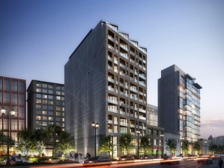 NoMa's 99-Unit Tribeca Condos Break Ground